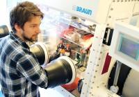 Carl Erik Lie Foss - Institutt for materialteknologi