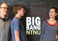 Big Bang NTNU