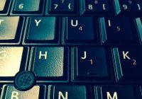 tastaturillustrasjon