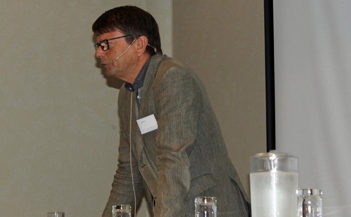 Torger Reve, professor ved BI, delte av sitt perspektiv på Norsk bioøkonomi, og plassen til det digitale.